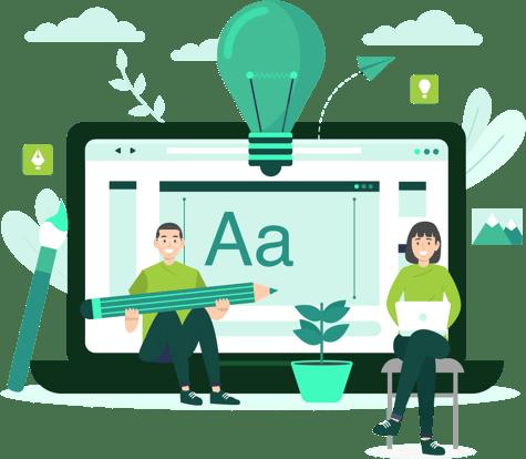 Website design and development-1