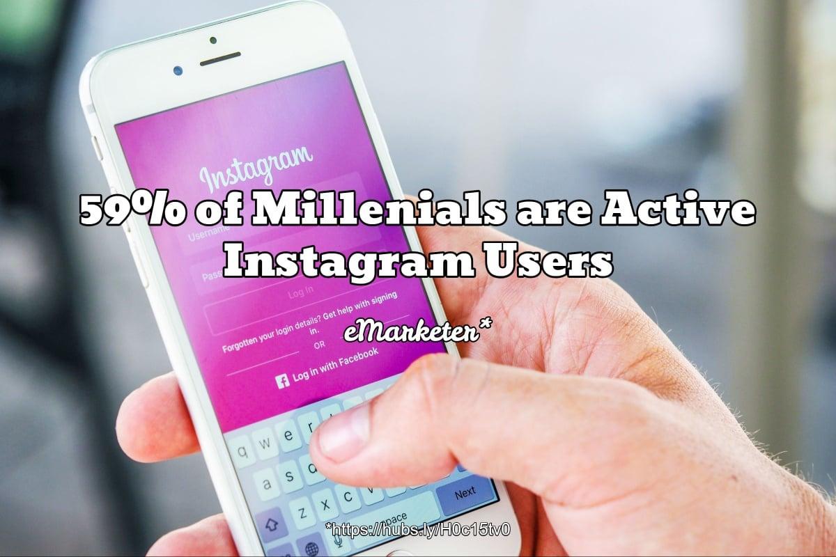 millenials instagram